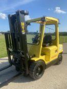 Hyster 3 Tonne Diesel Container Spec Forklift