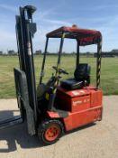 Linde 1.2 Tonne Electric Forklift