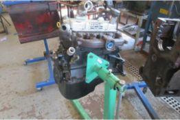 Ford Endura-E Petrol Engine
