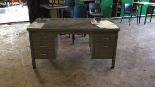 Vintage work table