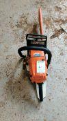 Stihl MS262C chain saw