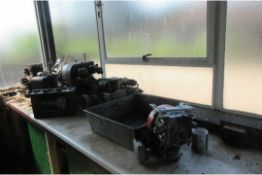 Lawn Mower Engine Parts