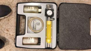 Head gasket test kit
