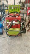 Pressure test kit