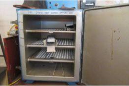 Alpha-Bel Welding Rod Oven