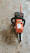 Stihl MS 261C chain saw