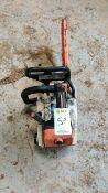 Stihl MS 200T chain saw