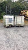 IBC 1000 litre drums