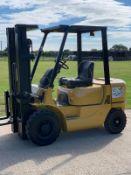 Caterpillar 2.5 Tonne Diesel Container Spec Forklift