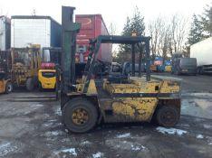 Cat 5 ton diesel forklift