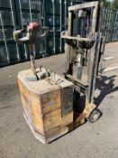 Electric Pallet Truck Stacker Forklift