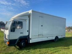 MAN 7.5ton lorry