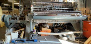 Micro quilting machine Gribetz 0-1008