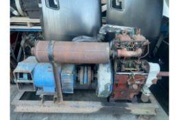 15 KV backup generator
