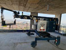 Skygondola Mobile Jib Crane