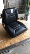 Forklift seat universal new