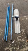 Belle power float/ easy float, float width 1.2m (A