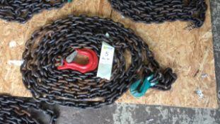 Load Binder chains 8m