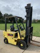 Daewoo 1.5 Tonne Diesel Forklift