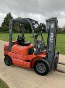 Heli 2Tonne Diesel Forklift