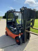 Linde 2 Tonne Gas Container Spec Forklift