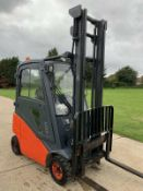 Linde H16 Gas Forklift