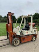 Nissan 3.5 Tonne Gas Forklift Truck