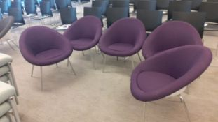 Bucket chairs