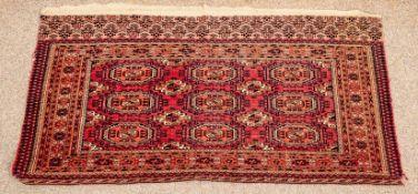 Salor Tschowal, Zentralasien, Westturkestan, Anfang 20. Jhd. Wolle geknüpft auf