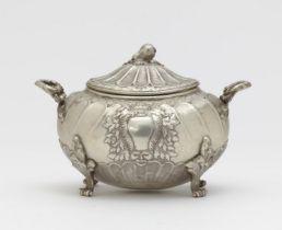 A sugar bowl