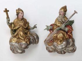 Zwei Hl. Bischöfe