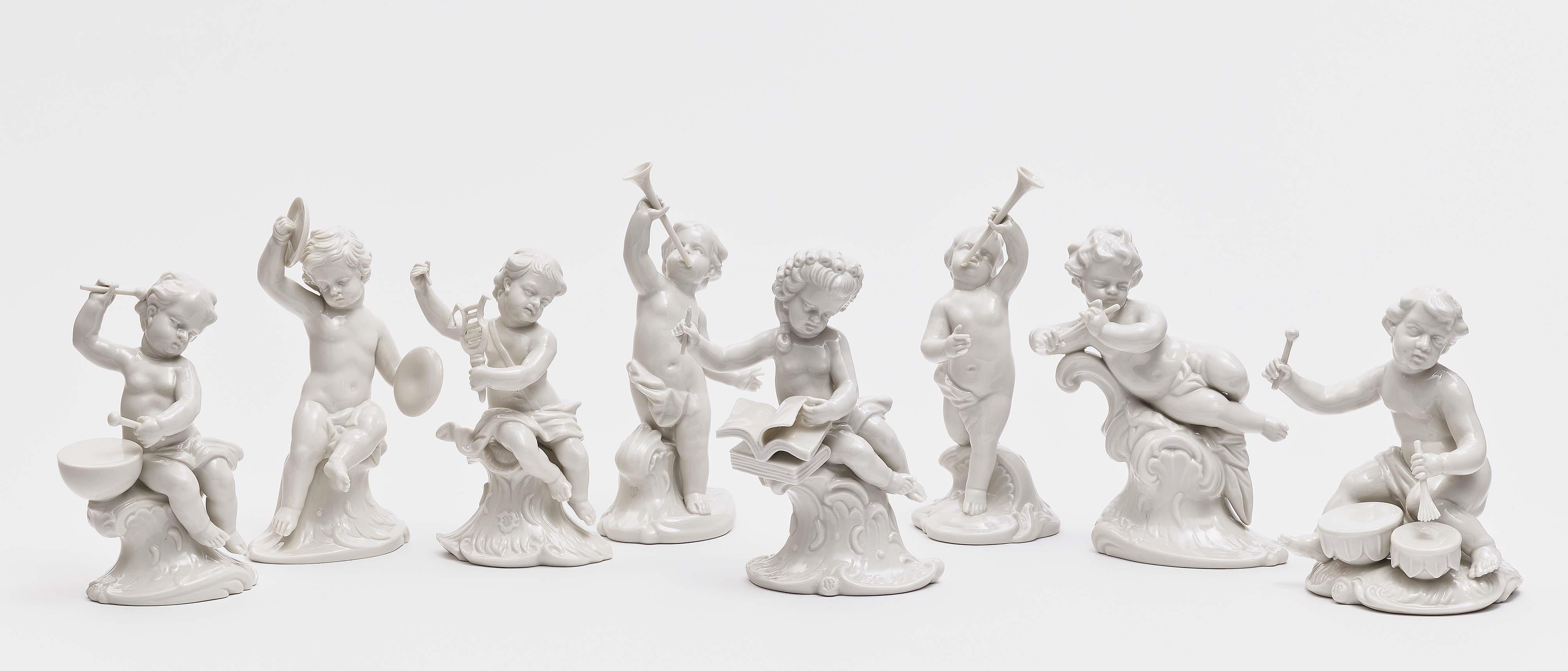 Puttenkapelle mit acht Figuren