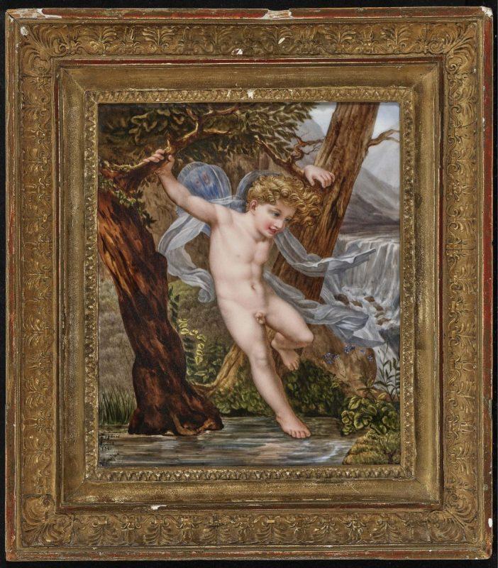 Der im Baum schaukelnde Zephyr - Image 2 of 2
