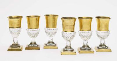 Sechs Pokale