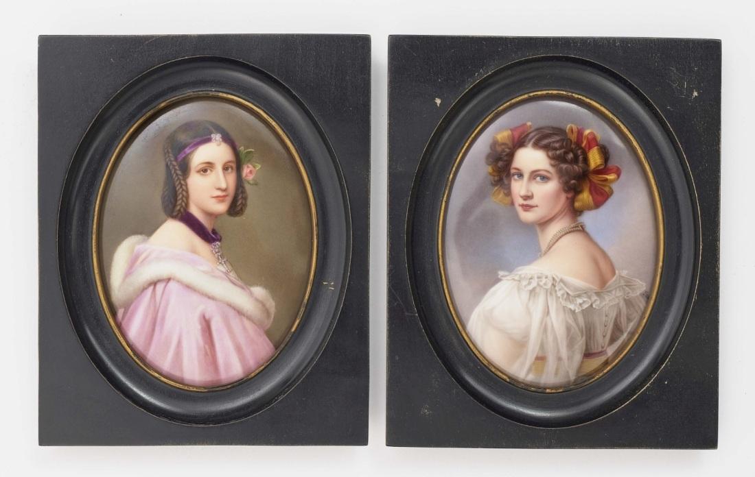 """Auguste Strobl und """"Lady Jane Erskine"""""""