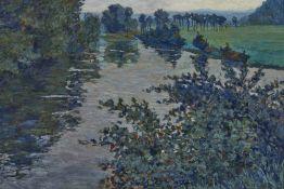 La Meurthe à Baccarat