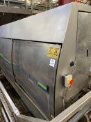 WYMA Veggie Polisher with water circulation tank