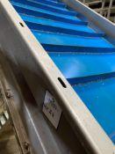 Stainless Steel Elevated Conveyor