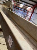 Stainless Steel Shute
