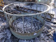 SHEEP RING FEEDER