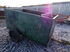 SMALL SHEEP TRAILER (+ VAT)