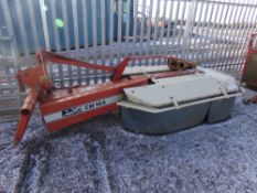 PZ CM165 DRUM MOWER (NO VAT)