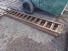 PAIR HEAVY DUTY LOADING RAMPS