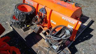 Kubota Bx2763a Angle Plow