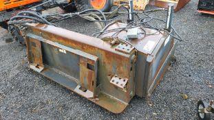 Hydraulic Asphalt Miller