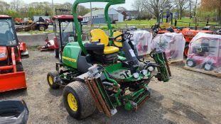 John Deere 7500 E Cut Hybrid Mower