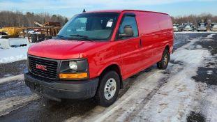 2011 Gmc 3500 Van