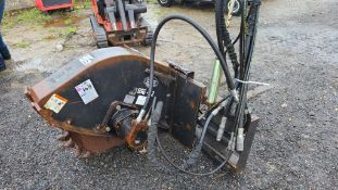 Coneqtec Universal Hydraulic Trencher