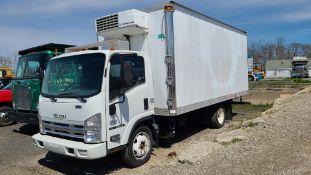 2013 Isuzu Nqr Reefer Box Truck