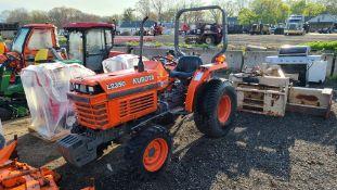 Kubota L2350 Tractor